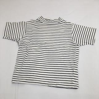 エモダ(EMODA)の⭐︎ EMODA ショート丈 ボーダーカットソー Tシャツ(Tシャツ(半袖/袖なし))