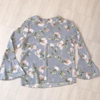 ゴゴシング(GOGOSING)の花柄 ブラウス 韓国ファッション(シャツ/ブラウス(長袖/七分))