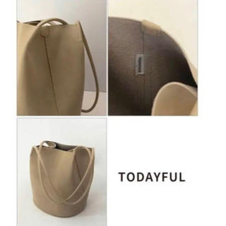 TODAYFUL - TODAYFUL   Ecosuede Shoulder Bag  大人気🛍