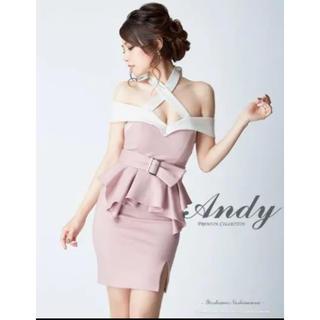 Andy - Andy glamorous ミニドレス ツーピース Sサイズ キャバ