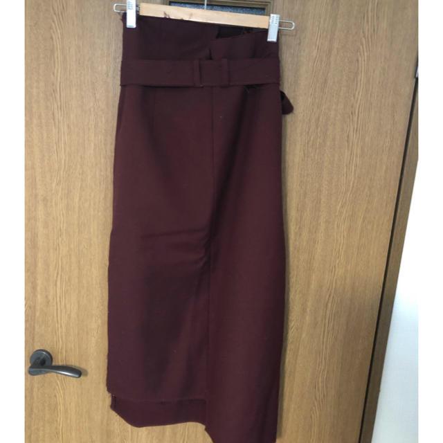 UNITED ARROWS(ユナイテッドアローズ)の今月末まで!新品タグ付き  アストラット  タイトスカート レディースのスカート(ひざ丈スカート)の商品写真