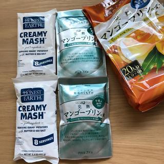 コストコ(コストコ)のコストコ マッシュポテト マンゴープリン(菓子/デザート)
