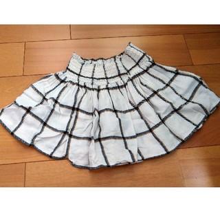 オールドネイビー(Old Navy)のオールドネイビー サイズ90 サーキュラースカート(スカート)