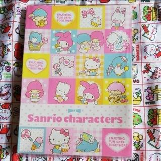 サンリオ(サンリオ)のサンリオキャラクターレターセット(カード/レター/ラッピング)
