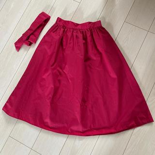 イエナスローブ(IENA SLOBE)のスローブイエナ スカート(ひざ丈スカート)