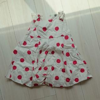 ベビーギャップ(babyGAP)の子供服ワンピース(ワンピース)