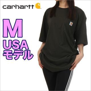 カーハート(carhartt)の【新品】カーハート ポケット Tシャツ M ピート USAモデル(Tシャツ(半袖/袖なし))