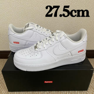 Supreme - Supreme Nike Air Force 1 Low 27.5