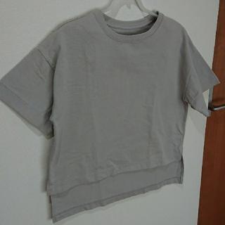 IENA - upper hights  Tシャツ   ライトグレー