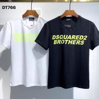 ディースクエアード(DSQUARED2)の新品!DSQUARED2 Tシャツ ディースクエアード DT766(Tシャツ/カットソー(半袖/袖なし))