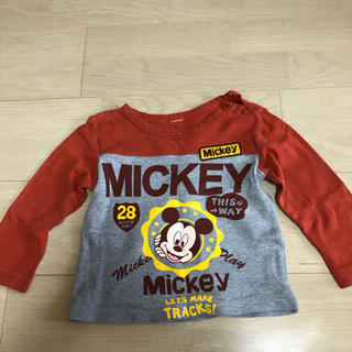 ミッキー (Tシャツ/カットソー)