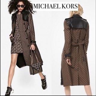 マイケルコース(Michael Kors)のマイケルコース【MICHAEL KORS】トレンチコート新品未使用(トレンチコート)