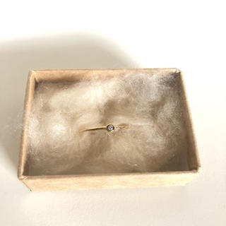 JOE SCHMOE 別注K10GD Diamond Ring(リング(指輪))