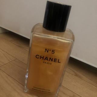 CHANEL - CHANEL N°5 ジェルパフューム