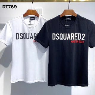 DSQUARED2 - 新品!DSQUARED2 Tシャツ ディースクエアード DT769