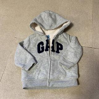 ベビーギャップ(babyGAP)のボアパーカー(ジャケット/上着)