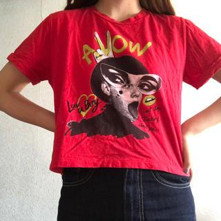 ヘザー(heather)のHeather tシャツ(Tシャツ(半袖/袖なし))