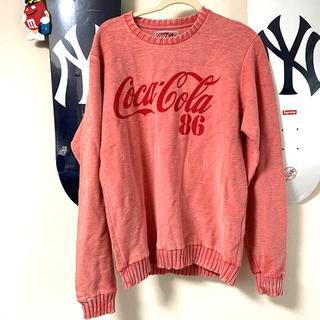 コカコーラ(コカ・コーラ)のcocacola jeans(スウェット)