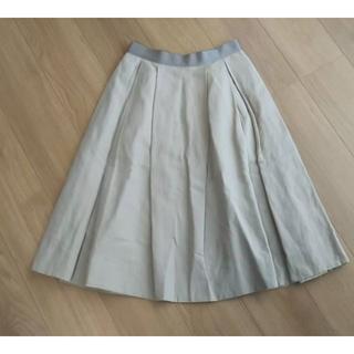 マーガレットハウエル(MARGARET HOWELL)のマーガレットハウエル フレアスカート(ひざ丈スカート)