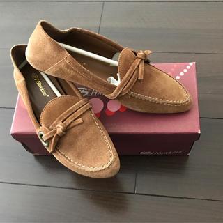 ホーキンス(HAWKINS)のホーキンス スウェード シューズ サイズ35(ローファー/革靴)