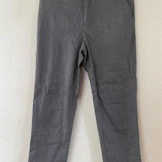 ブリスポイント(BLISS POINT)のブリスポイント グレー綺麗目パンツ XL(カジュアルパンツ)