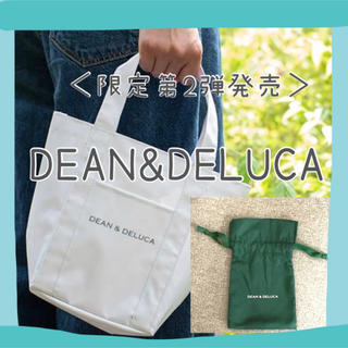 DEAN & DELUCA - 【正規品】完売 人気 限定商品 トートバック エコバッグ おまけ付き