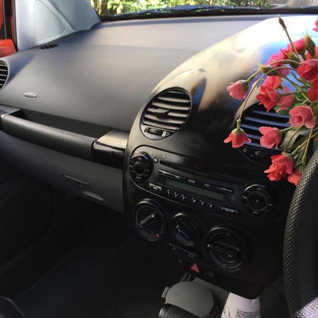 Volkswagen(フォルクスワーゲン)のVW ニュービートル オレンジ(超極上低走行車)) 自動車/バイクの自動車(車体)の商品写真