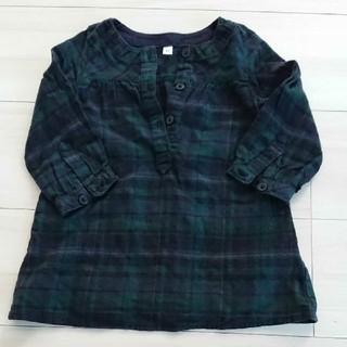 ムジルシリョウヒン(MUJI (無印良品))の子供服長袖(Tシャツ/カットソー)