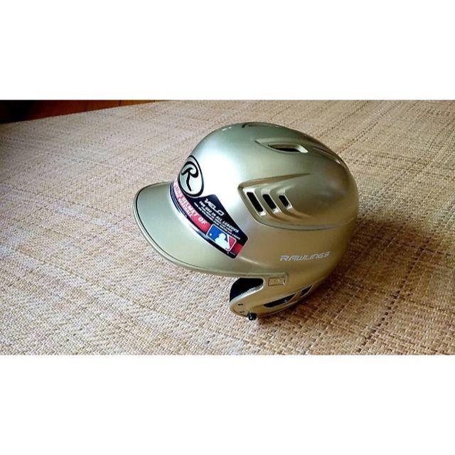 Rawlings(ローリングス)のUSA国内限定モデル☆★USAローリングス★バッティングヘルメット☆LXL☆ スポーツ/アウトドアの野球(防具)の商品写真