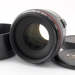 Canon - CANON EF 50mm F1.2 L USM #2908