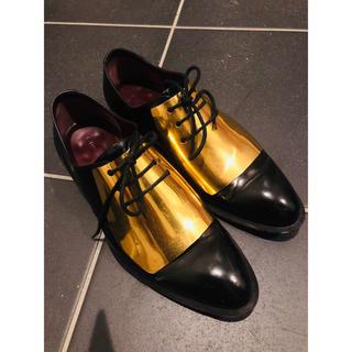 セリーヌ(celine)のセリーヌ メタルプレートシューズ(ローファー/革靴)