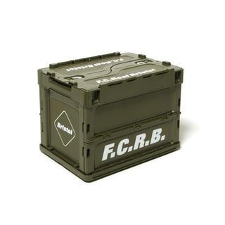 F.C.R.B. - FCRB 20aw コンテナ スモールサイズ カーキ ブリストル