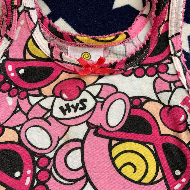 HYSTERIC MINI(ヒステリックミニ)の90 キッズ/ベビー/マタニティのキッズ服女の子用(90cm~)(ワンピース)の商品写真