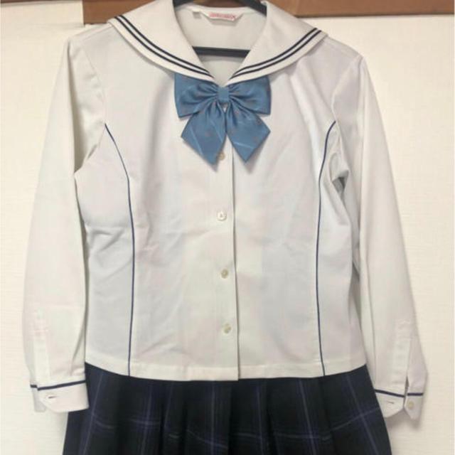 BODYLINE(ボディライン)のセーラー服長袖 レディースのトップス(シャツ/ブラウス(長袖/七分))の商品写真