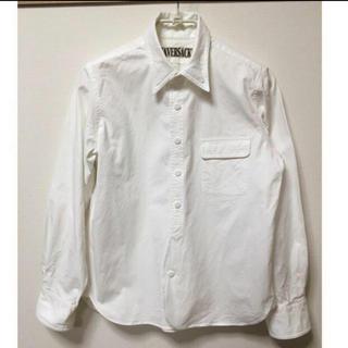 ダントン(DANTON)のBshop★美品♪HAVERSACKハバーザックオックスコットンシャツ(シャツ/ブラウス(長袖/七分))