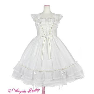 Angelic Pretty -  Angelic Melody ジャンパースカート