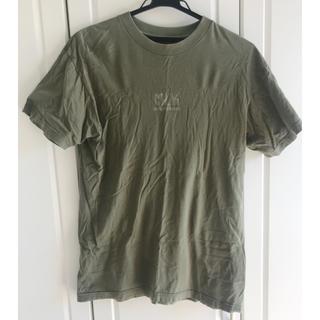 MLK Tシャツ カーキ