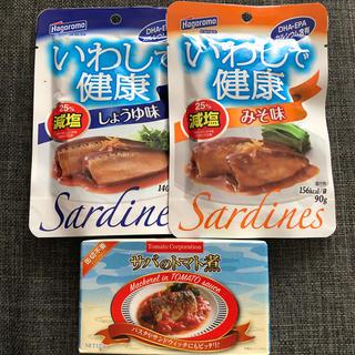 いわし サバ レトルト 缶詰(缶詰/瓶詰)