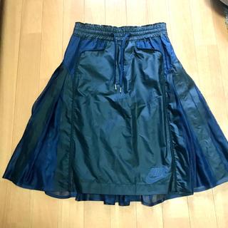 sacai - sacai×Nike コラボスカート