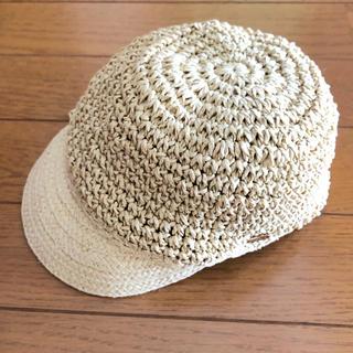 ブリーズ(BREEZE)のベビー 帽子 50(帽子)