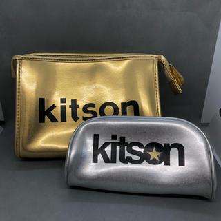 キットソン(KITSON)のkitson  ポーチセット(ポーチ)
