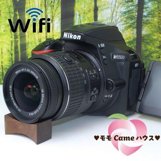 Nikon - ニコンD5500☆WiFi機能つき!高機能機種☆967
