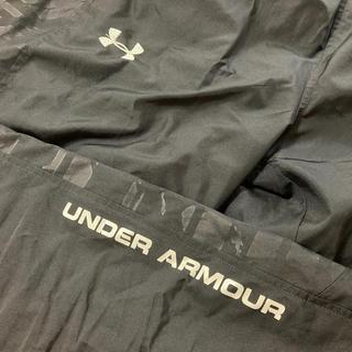 アンダーアーマー(UNDER ARMOUR)のアンダーアーマー ロングパンツ メンズLG ブラック(ウェア)