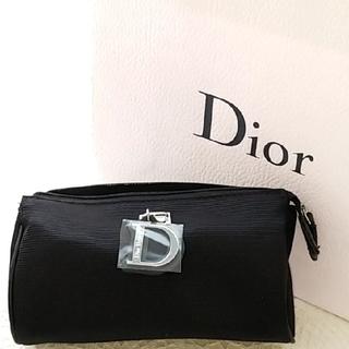 Christian Dior - 🍒ご希望の方にはオマケ付き🍒 新品・未使用 Dior ディオール ポーチ 黒