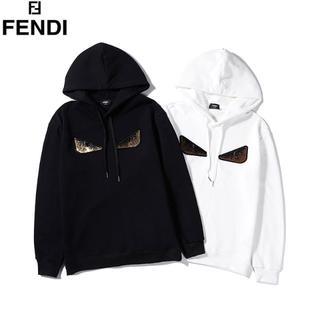 FENDI - FENDI607#フェンディパーカーユニセックス長袖