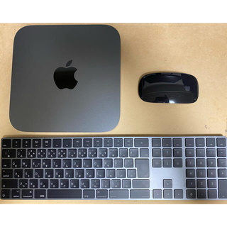 Apple - Mac mini 2018 3.6GHz i3 8GB 256GB セット