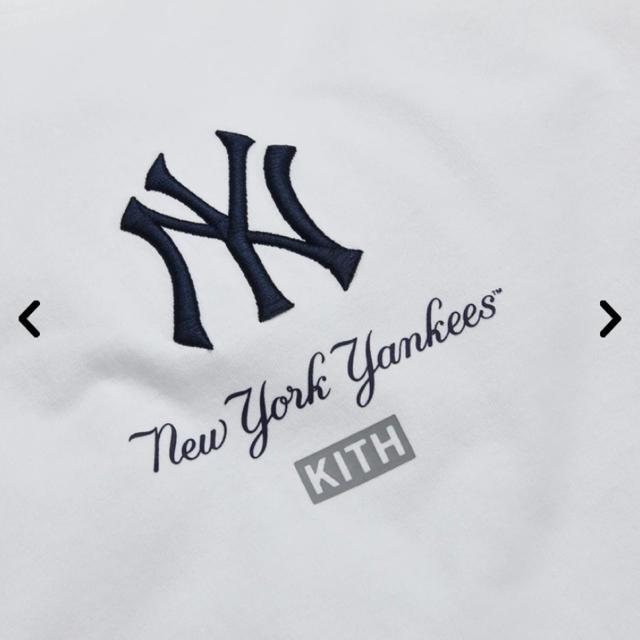 Supreme(シュプリーム)のKITH NEW YORK YANKEES ICON  BOX TEE メンズのトップス(Tシャツ/カットソー(半袖/袖なし))の商品写真
