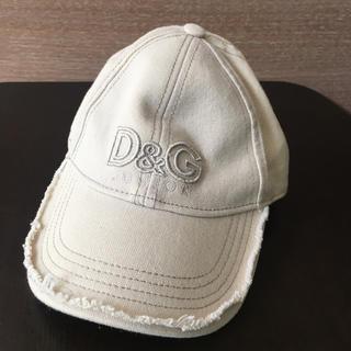 ドルチェアンドガッバーナ(DOLCE&GABBANA)のドルガバ キッズ キャップ(帽子)