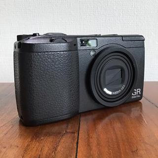 リコー(RICOH)のRICOH GR DIGITAL ジャンク 液晶不良 リコー(コンパクトデジタルカメラ)