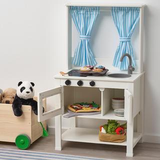 イケア(IKEA)の新品未開封 IKEA イケア SPISIG スピスィグ おままごと キッチン(知育玩具)